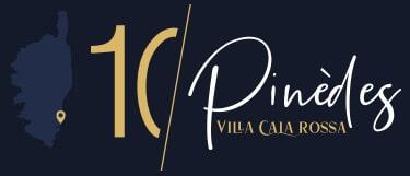 10 Pinède à Cala Rossa - Corse