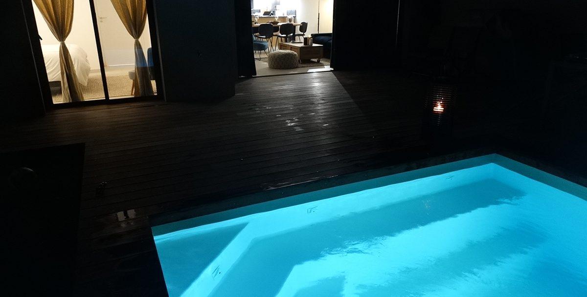 Location corse avec piscine